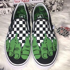 Vans Shoes - SALE❇️Hulk VANS -Brand NEW❇️NWT a942fa57c